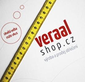 Šití na zakázku Veraal Collection
