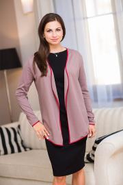 Moderní svetr cardigan